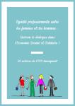 Ouvrons le dialogue dans l'Économie Sociale et Solidaire pour l'égalité professionnelle entre femmes et hommes !
