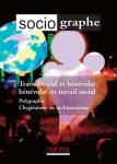 Le Sociographe, n°73 - mars 2021 - Travail social et bénévolat, bénévolat en travail social
