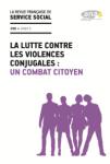 La Revue française de service social, n°280 - mars 2021 - La lutte contre les violences conjugales : un combat citoyen
