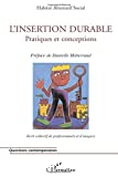l'Insertion durable