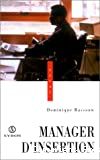 Manager d'insertion