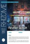 Rhizome, n°77 - juillet 2020 - Révéler la nuit