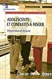 Adolescents et conduites à risque