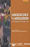 Adolescence et affiliation