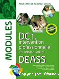 DC1. Intervention professionnelle en service social DEASS