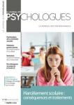 Le Journal des psychologues, n°382 - novembre 2020 - Harcèlement scolaire : conséquences et traitements