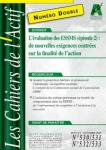 Les Cahiers de l'Actif, n°530-531-532-533 - juillet-octobre 2020 - L'évaluation des ESSMS (épisode 2) : de nouvelles exigences centrées sur la finalité de l'action