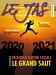 Le JAS le journal des acteurs sociaux, n°252 - décembre 2020 - Bulletin n°252