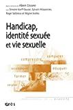 Handicap, identité sexuée et vie sexuelle